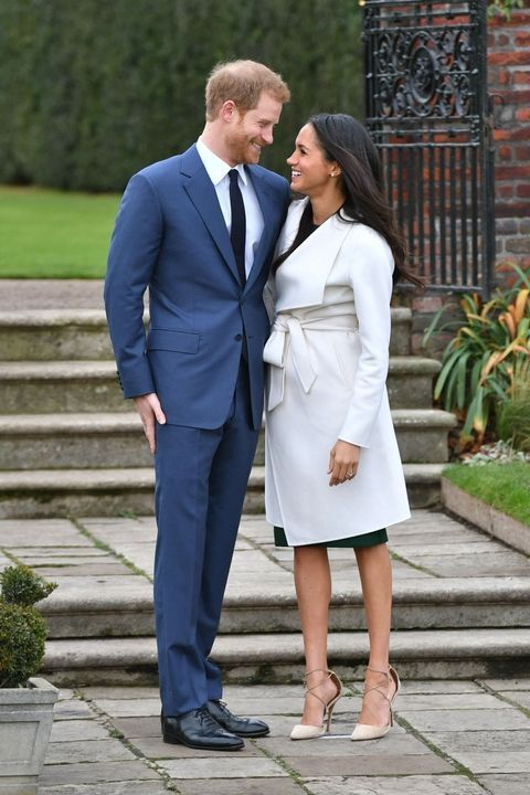 Prince Harry and Meghan Markle's Engagement Photos - Prince Harry and Meghan Markle Are Engaged