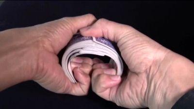 Shuffle for Card Magic Tricks - The Bridge