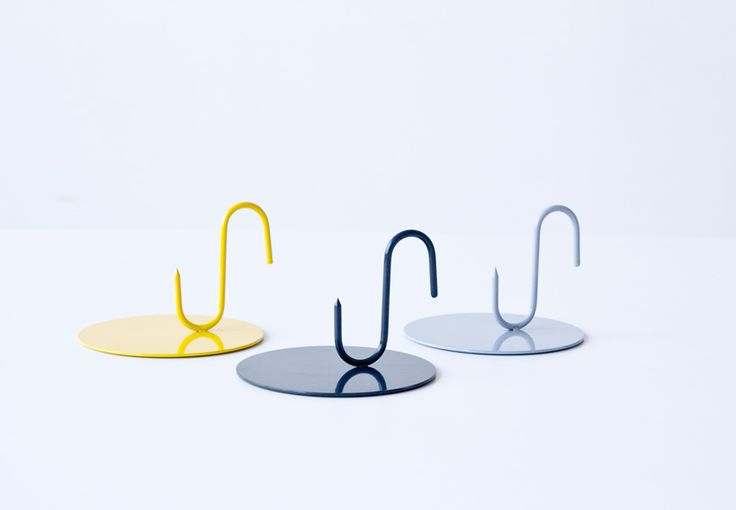 spike candle holder for utensil by patrick frey - designboom | architecture
