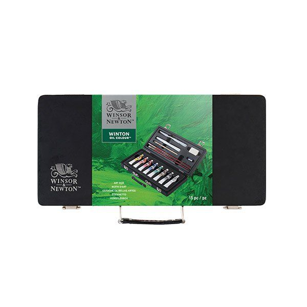Winsor & Newton Winton Oil Art Box Set