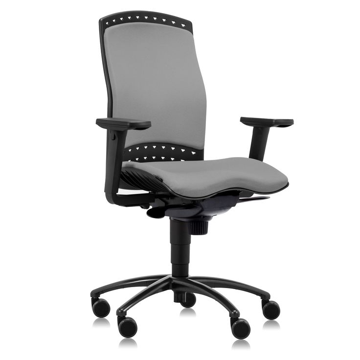 fotel Reality SITAG Formy Siedzenia I grey swivel chair