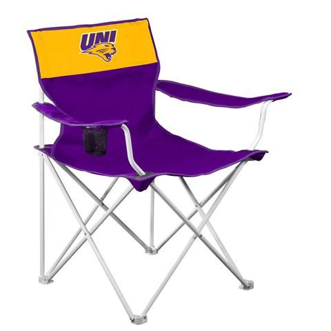 NCAA Northern Iowa Panthers Canvas Chair