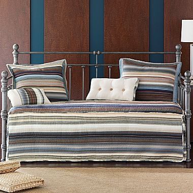 Ordinaire Retro Chic Cotton Striped Daybed Cover. Chic BeddingBedding SetsDaybed  CoversTrundle ...