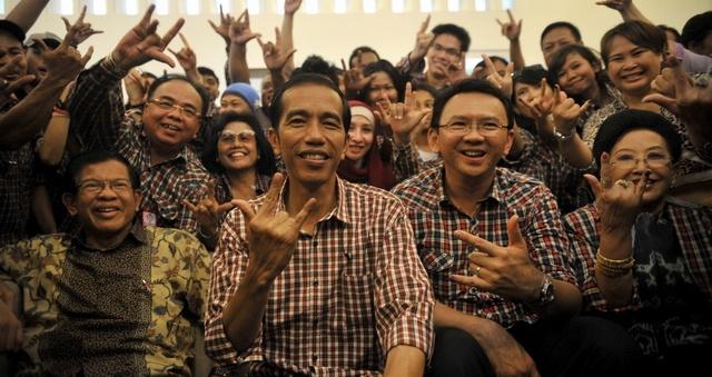 Bersatu untuk membawa perubahan Jakarta