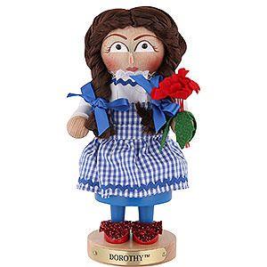 Nussknacker Chubby Dorothy (Der Zauberer von Oz) (28cm) von Steinbach