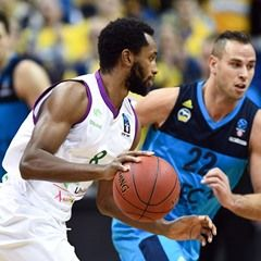 Basketball Eurocup - Group Stage -  ALBA Berlin vs Unicaja Malaga