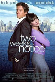 love cheesy Hugh Grant movies, love cheesy Sandra Bullock movies, hence LOVE this movie
