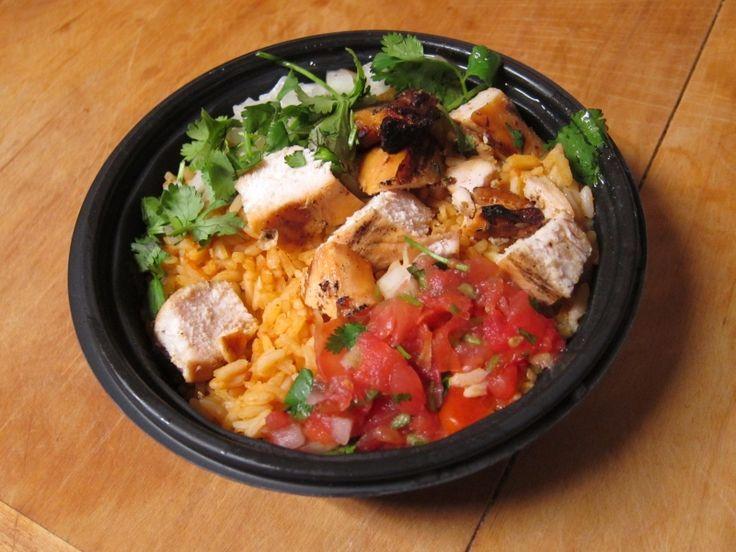 """""""Original Pollo Bowl by el_pollo_loco of Chicken & Rice"""