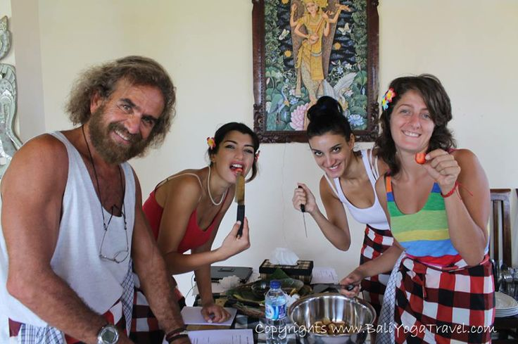 Healthy Cooking Class in Bali  http://baliwellnessretreat.com/#/Healthy-Cooking-Class/