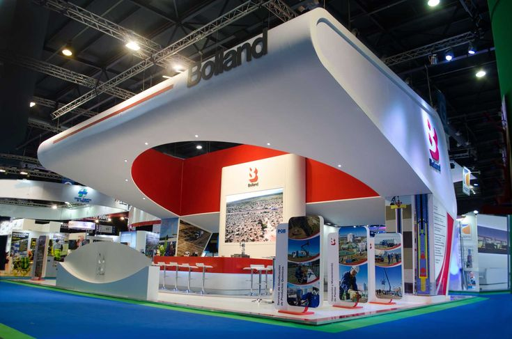Diseño de stand para empresas – Bolland – B+T Arquitectura