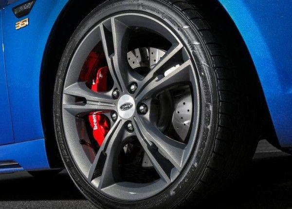 2014 FPV GT-F 351 Wheels