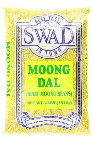 Swad Moong Dal Beans, Split, 4 Pound Check out the image by visiting the link.