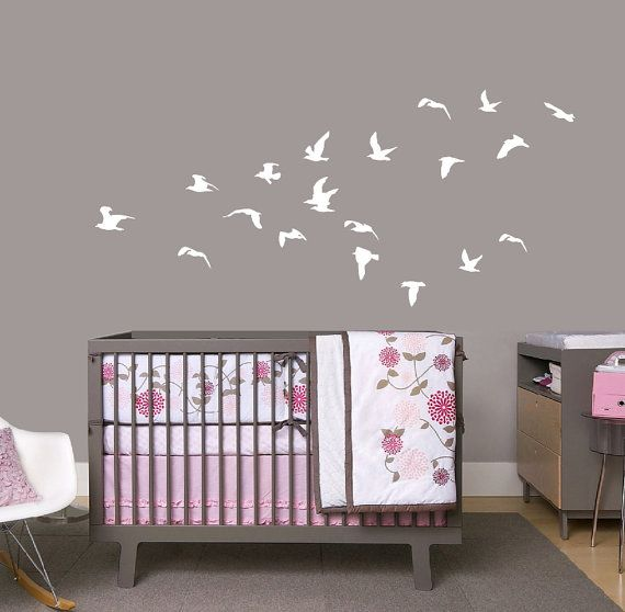 Hey, I found this really awesome Etsy listing at https://www.etsy.com/listing/168252704/flying-birds-flock-of-birds-bird-decal