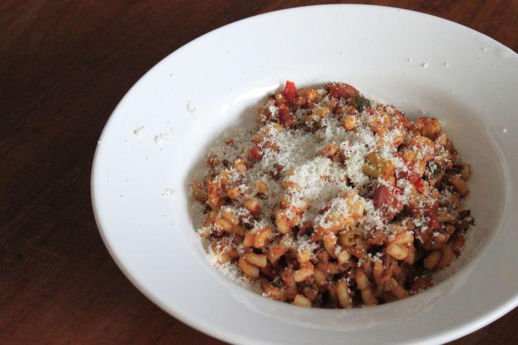 Macaroni zonder pakjes en zakjes - Foodblog Foodinista