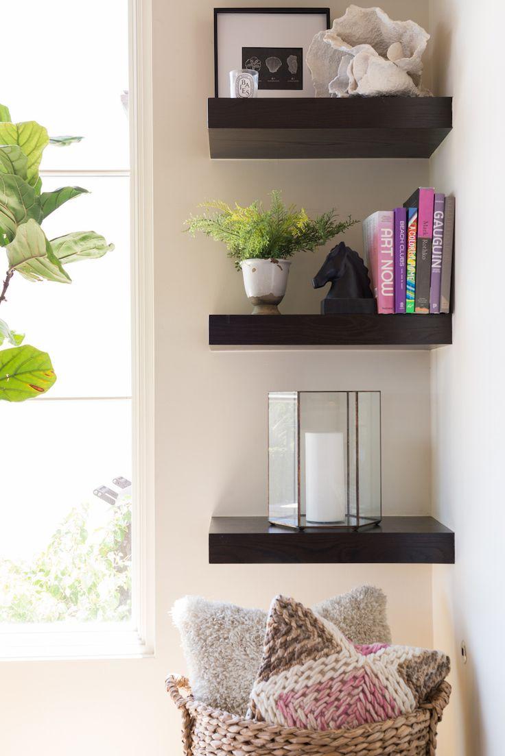 Best 20+ Corner shelves ideas on Pinterest | Spare bedroom ideas ...