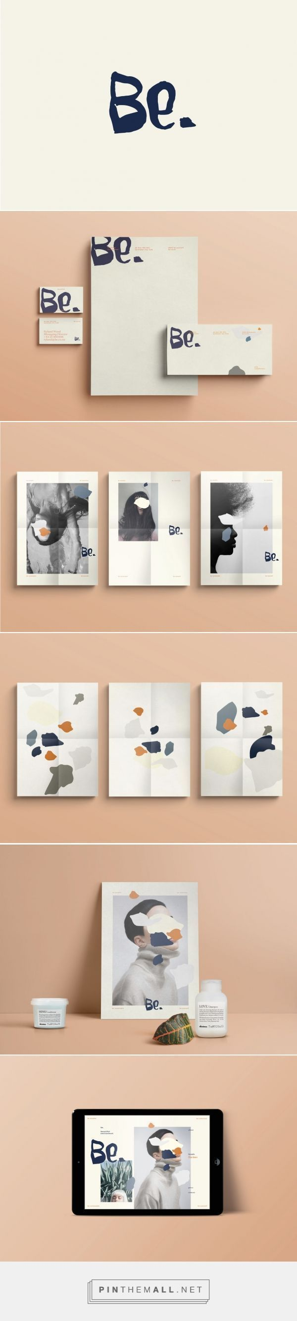 Beautiful Environment Branding by One Design | Brand styling inspiration | Logo design inspiration