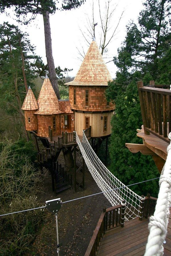 treehouses | Amazing Treehouses From Around The World