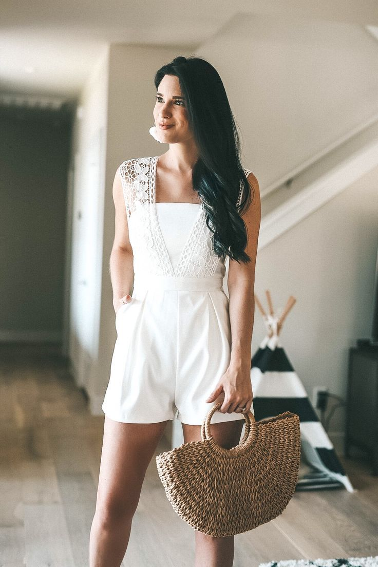 Affordable White Lace Romper For Summer Fashion Dressed To Kill White Lace Romper Summer Fashion Dresses Lace Rompers Women [ 1104 x 736 Pixel ]