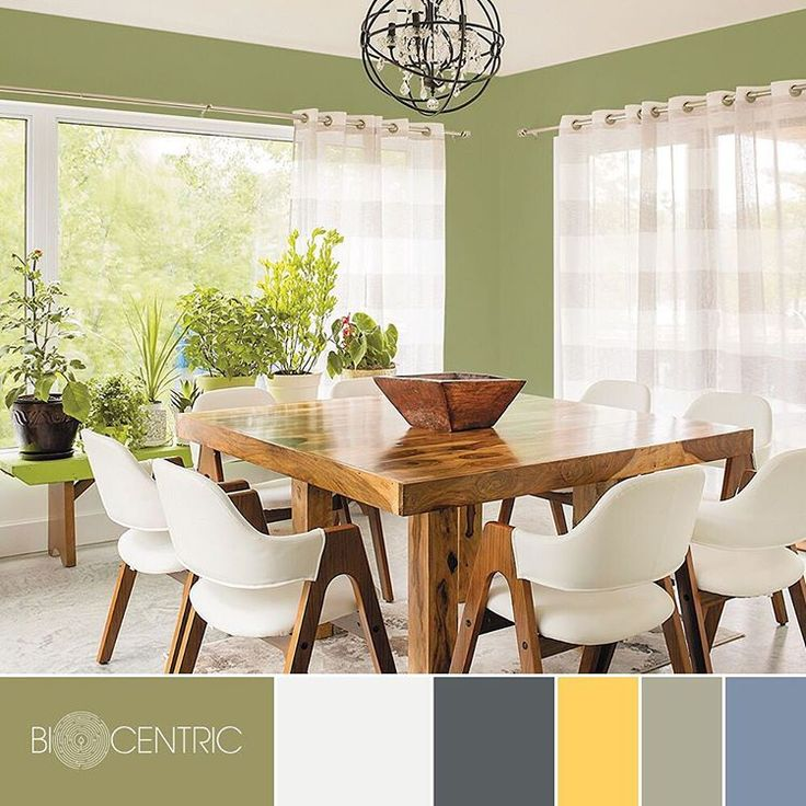 Our 2017 Color Trend story Biocentric portrays the idea that we are all  interconnected  Pulling   Green Paint ColorsRoom Paint ColorsGreen Dining. 90 best l SHADES OF GREEN PAINT COLOURS l images on Pinterest