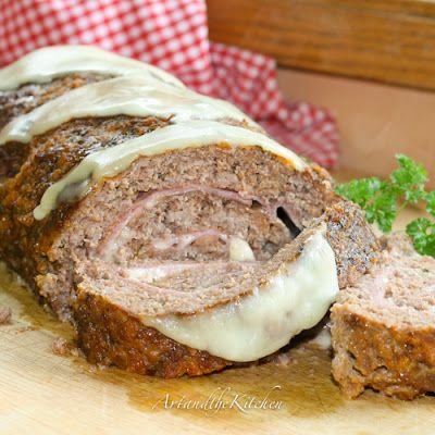 Sicilian Meatloaf | Recipe | Roasted potatoes, Meat loaf and The o ...