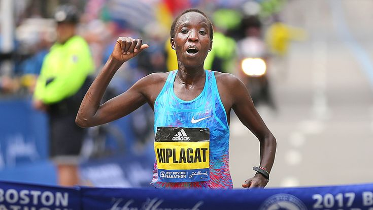 Boston Marathon Champ Edna Kiplagat Of Kenya Talks About Her 'Passion' For Running : Goats and Soda : NPR