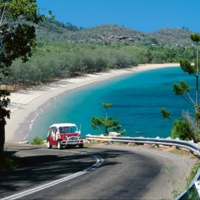 Magnetic Island - did this too!!