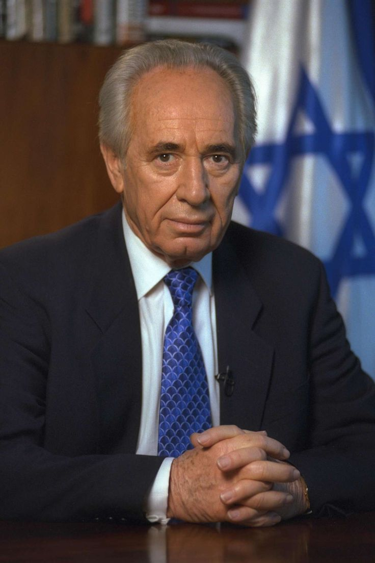 Shimon Peres GCMG is the ninth and current President of the State of Israel