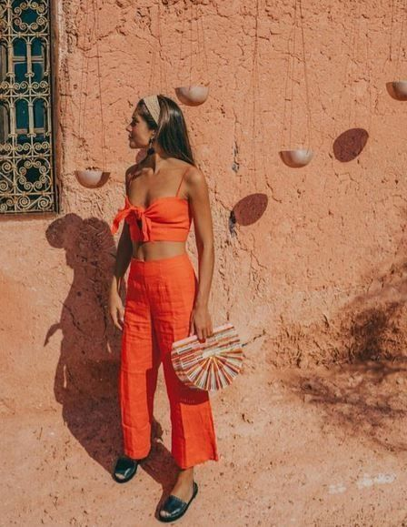 Guaranteed to get some summer lovin' with this two piece outfit. | 10 Summer…
