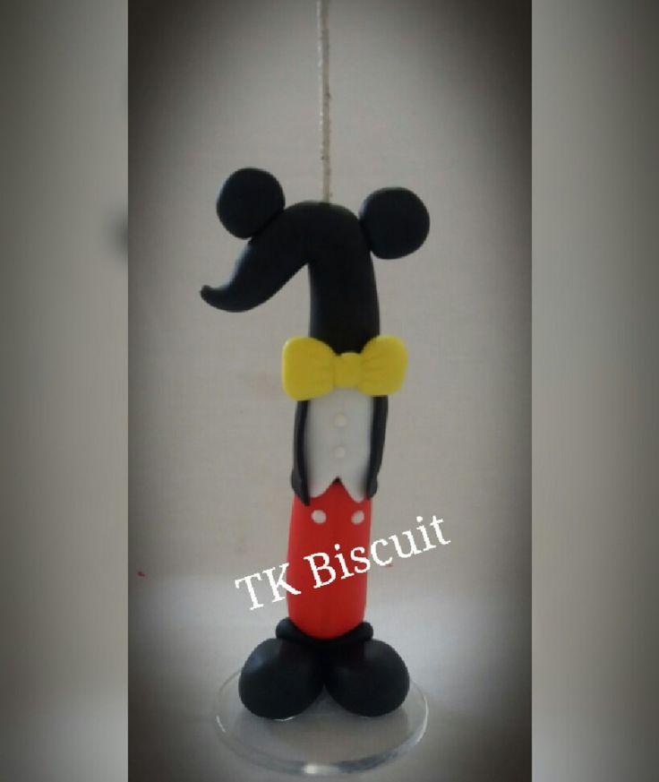 Vela tema Mickey