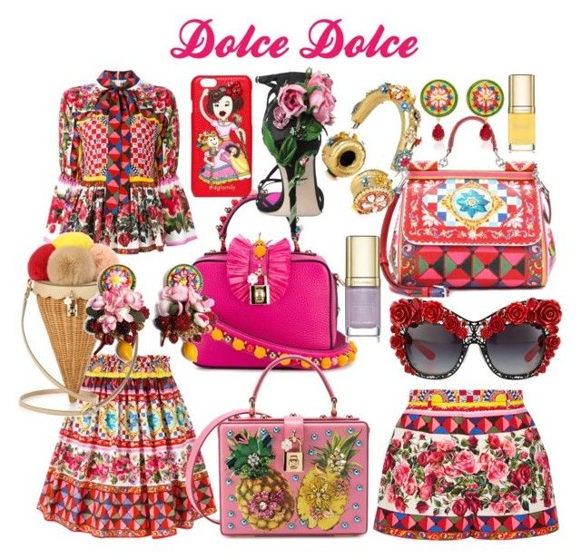 Dolce Dolce by kmk92 on Polyvore featuring Dolce&Gabbana