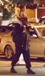"""Kanye West Spotted In New """"Yeezus"""" Clothing Line Bomber Jacket   UpscaleHype"""