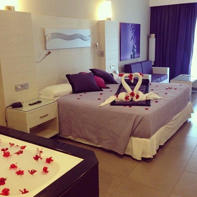 Bubble Bath - Riu Palace Bavaro - Honeymoon room - Punta ...