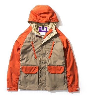 THE NORTH FACE PURPLE LABEL  65/35 Mountain Parka - my favorite