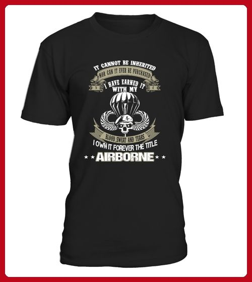 I Own It Forever The Title Airborne - Shirts für neffen und nichten (*Partner-Link)