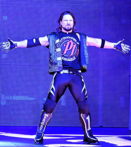 25+ Best Ideas About Aj Styles Wwe On Pinterest