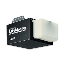 The LiftMaster 8065 offers strong lifting power u0026 steady performance as a HP chain drive garage door opener.  sc 1 st  Pinterest & 21 best Aker Doors- LiftMaster openers remotes and locks images on ...
