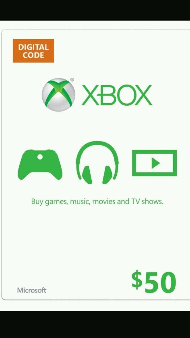 $50 xbox  gift card CANADA ONLY  http://searchpromocodes.club/50-xbox-gift-card-canada-only-3/