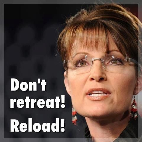 Sarah Palin. All for her forever!!