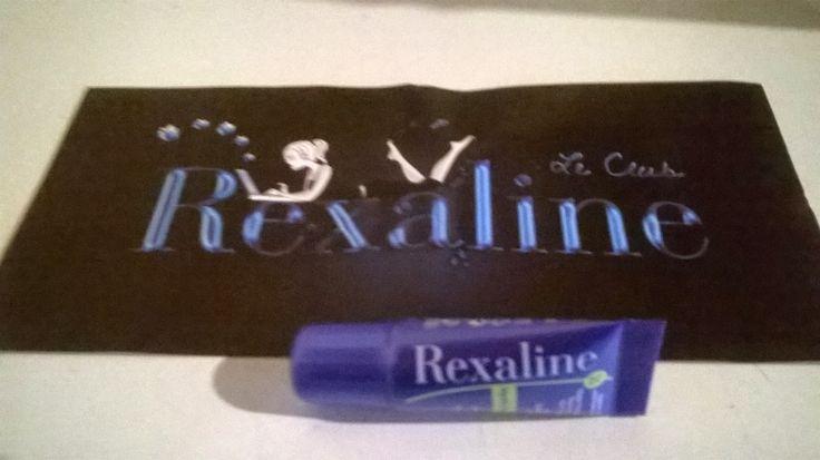 La Breccola: Omaggio ricevuto crema Rexaline