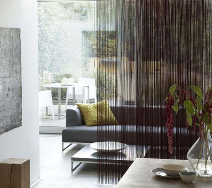 Luxury Curtain As Living Room Parion