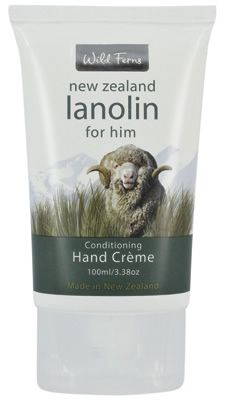 New Zealand Lanolin For Him Hand Creme
