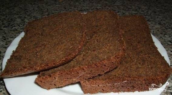 Черный хлеб в хлебопечке - пошаговый рецепт с фото на Повар.ру