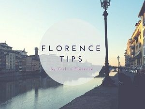 Florence every day from a local | Girl in Florence
