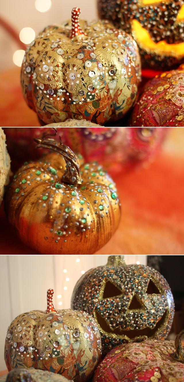 Aunt Peaches: More Liberace Pumpkins