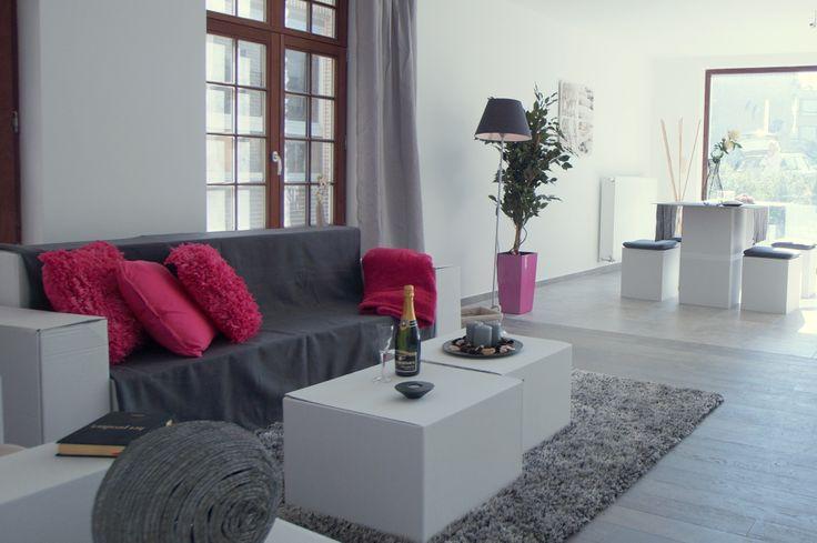 portfolio kartonnen meubelen