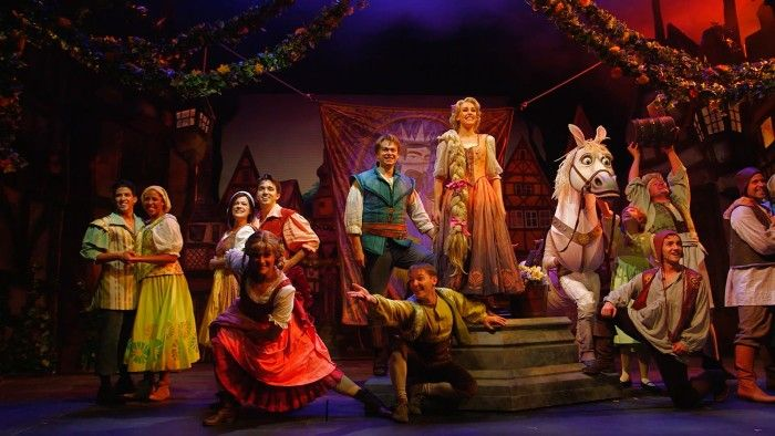 Disney's hit animated movieTangledhas just beenbrought to life in a new musical forDisney Cruise Line, thanks in large part to some talented Californians working behind the scenes! The show'sTony Award-winning Costume Designer Paloma Young is a San Diego native and Set Designer Bradley Kaye lives in Laguna Niguel. California Life'sAudra…