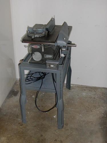 Photo Index - Craftsman - 103.0213 Craftsman Bench Saw ...