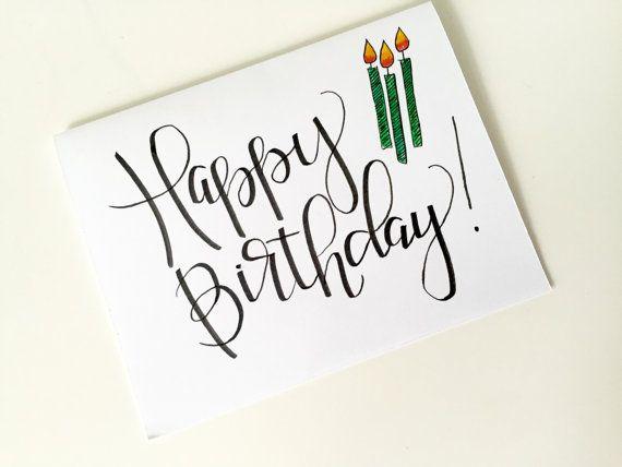 Best 25 Happy birthday writing ideas – Writing for Birthday Cards