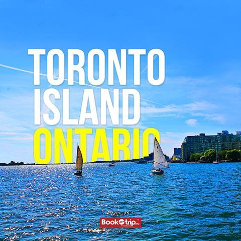 The #Toronto Islands are a chain of small islands in Lake Ontario. See the beautiful place with us : (888) 379 1003 BookOtrip.ca #travelforless