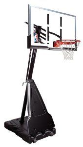 "Spalding Portable Basketball System - 60"" Aluminum Trim Acrylic Backboard -   - http://sportschasing.com/sports-outdoors/spalding-portable-basketball-system-60-aluminum-trim-acrylic-backboard-com/"